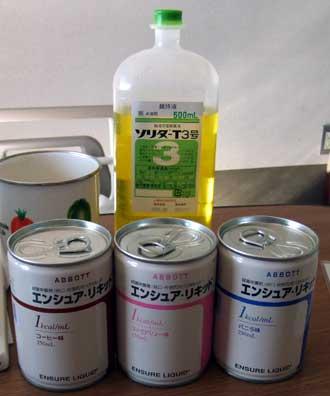 価格 缶 エンシュア リキッド